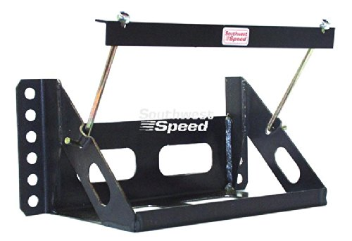 NEW LIGHTWEIGHT BATTERY BOX,11'' WD,BOLT-ON,RACING,DRAG RACE, SOUTHWEST SPEED by Southwest Speed
