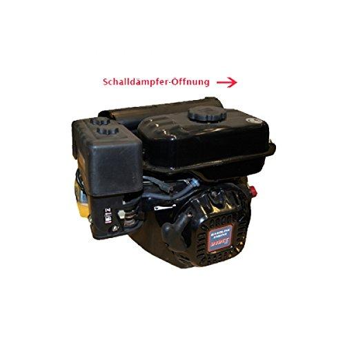 ORIGINAL ATIKA Ersatzteil - Loncin Benzinmotor komplett 4,5 kW 212 ccm ***NEU***