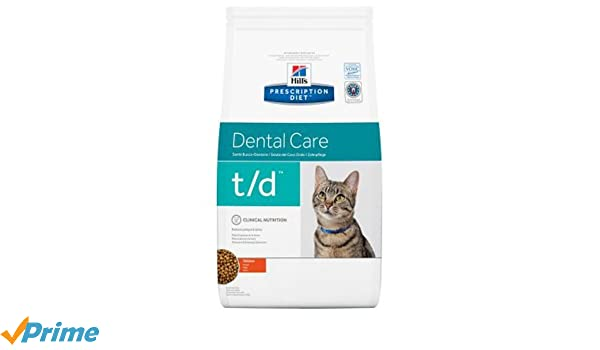 Hills Feline T/D Comida para Gatos - 5000 gr: Amazon.es: Productos para mascotas