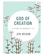 God of Creation - Bible Study Book (Revised)