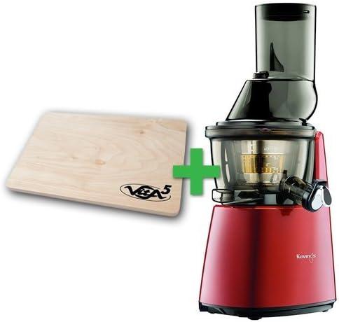 Extractor de zumos Kuvings C9500 Whole Slow Juicer + Tabla de ...