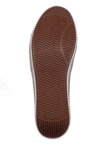 Nero mare di Uomo On Sneaker Armata Slip Canvas Tela R6axwq