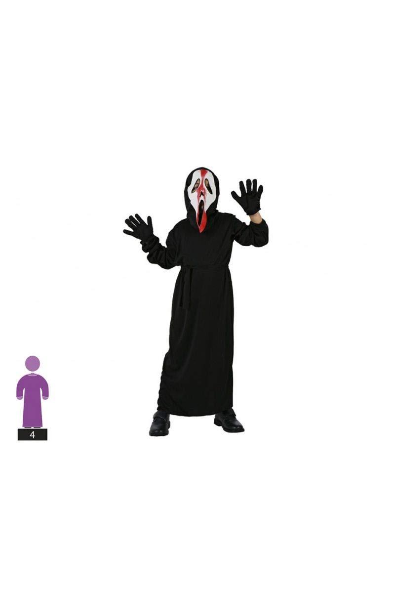 Atosa 98321 Disfraz fantasma 10-12 años, talla niño: Amazon.es ...