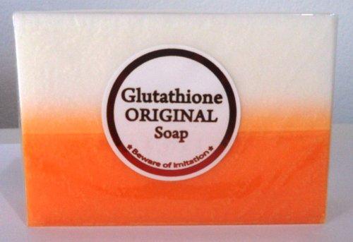 Kojic Acid & glutathion double Blanchiment / Blanchiment savon env. 150gms