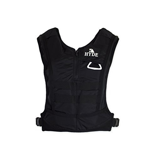 (Hyde Wingman Inflatable Life Jacket - Black )
