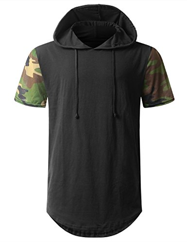Hooded Camouflage Shirt - 7