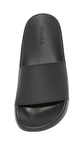 Black Rubber Women's Westcoast Vince Slide Zwp7pP