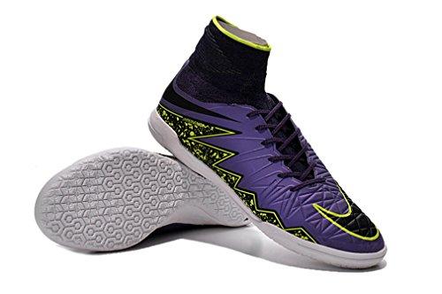 Herren hypervenomx Proximo IC MD violett Hi Top Fußball Schuhe Fußball Stiefel