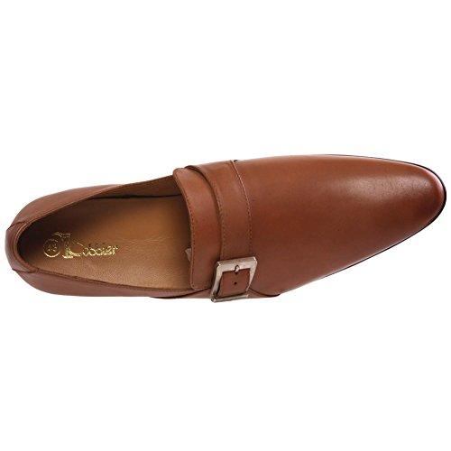 Kobbler - Mocasines de Piel para hombre Marrón - marrón