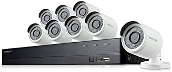 Refurb Samsung 8-Channel 1080p All-in-One Security System