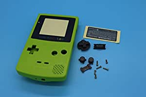 XMY Apple Green Full Housing Shell Case Caso Custodie Cover Parts per Nintendo Gameboy Color GBC NEW