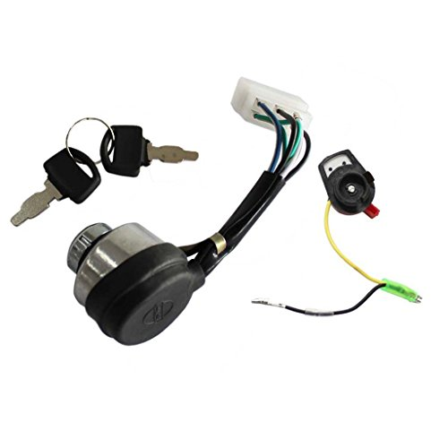 HURI Generator Ignition Key Switch Lawn Mower Replacement Parts