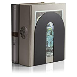 Officemate Bookends, Heavy Weighted 10