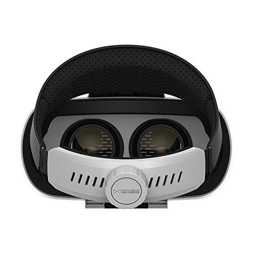 Baofeng mojing iv 4 VR Auricolare Occhiali 3D Google Cartone Per Smartphone Realtà Virtuale 3D Teatro Privato + Bluetooth Gamepad
