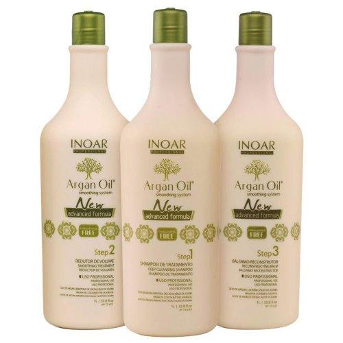 INOAR Brazilian Argan Oil Hair Blow Dry System 3 Litres by Inoar