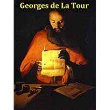 58 Best Color Paintings Of Georges de La Tour - French Baroque Painter (March 13, 1593 – January 30, 1652)