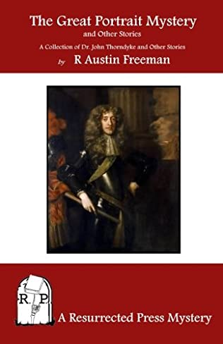 book cover of The Great Portrait Mystery