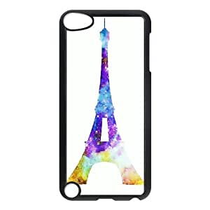 Custom Case Paris Tour Eiffel Picture For Ipod Touch 5 Q3V563411