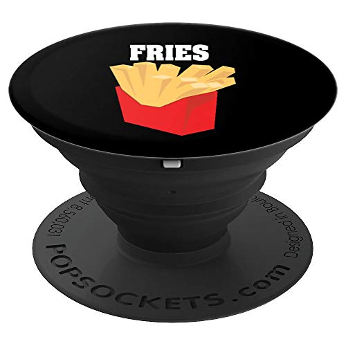 French Fries Halloween Costume for Your Phone - PopSockets Grip and Stand for Phones and -