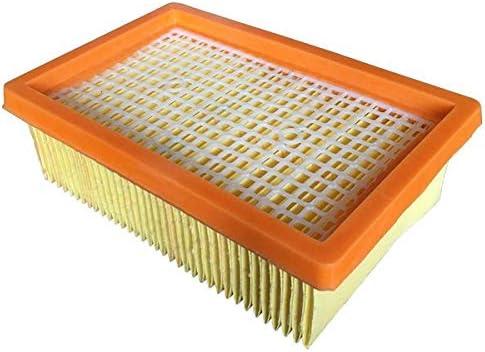Adanse 2PcsLot Filter For Karcher Mv4 Mv5 Mv6 Wd4 Wd5 Wd6