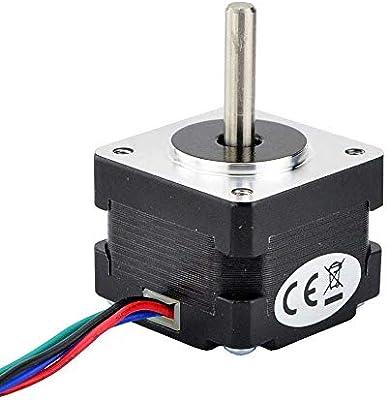 AiCheaX Tool Nema 14 - Motor paso a paso bipolar (1,8 grados 12,5 ...