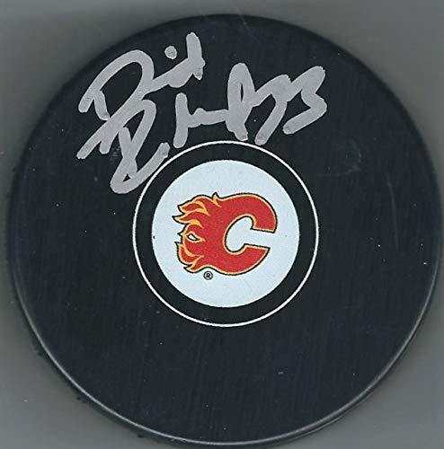 (Autographed David Rittich Calgary Flames Hockey)