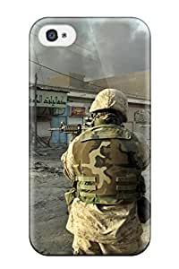 Premium Iphone 4/4s Case - Protective Skin - High Quality For Battle
