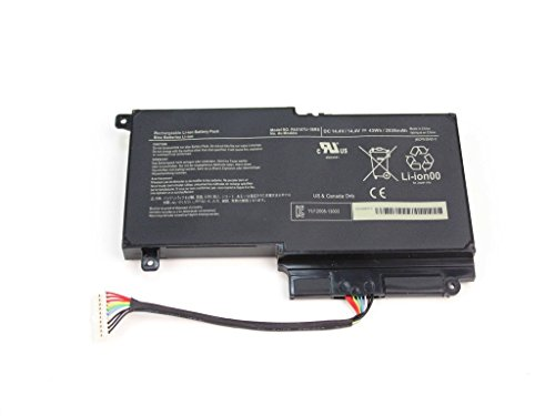(PA5107U-1BRS PA5107U Laptop Battery for Toshiba Satellite L50 S55 P55 L55 S55-A5294 Series)