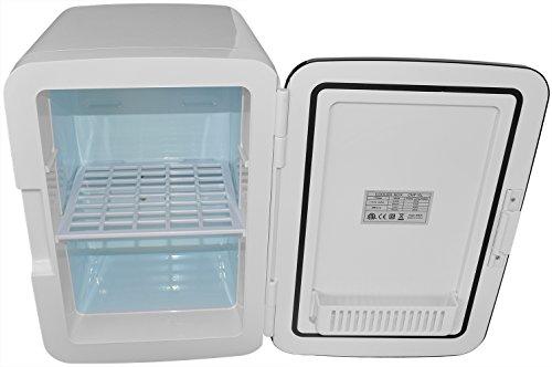 Cooluli Classic 10 Liter Compact Cooler Warmer Mini Fridge