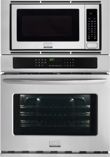 Frigidaire FGMC3065PF Stainless Electric Combination