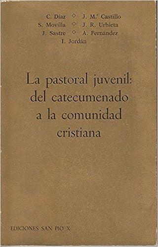 LA PASTORAL JUVENIL: DEL CATECUMENADO A LA COMUNIDAD CRISTIANA: Amazon.es: CARLOS; CASTILLO, JOSÉ M.; MOVILLA, SECUNDINO DÍAZ: Libros
