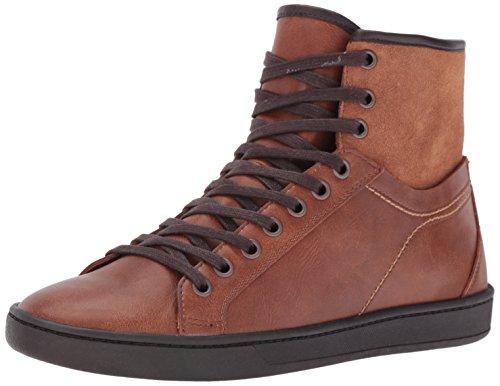 Aldo Mens Severawien Mode Sneaker Cognac