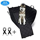 Cheap AFBEST Pet Car Seat Cover with side flaps, Dog Car Rear Seat Liner 600D Heavy Duty 100% Waterproof, Scratch-resistant Anti-Slip Durable Pet Seat Hammock for Cars Trucks and SUVs