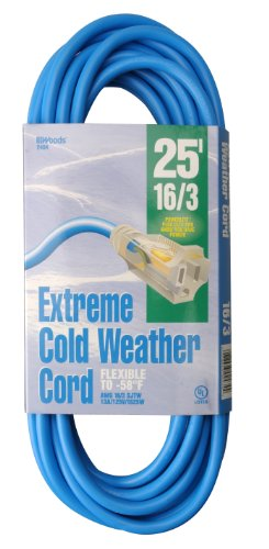 Cold Weather Outdoor Lighting - 5