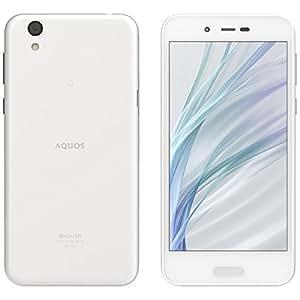Sharp SIM free smartphone AQUOS sense lite SH-M05 (white) SH-M05-W(Japan Domestic genuine products)
