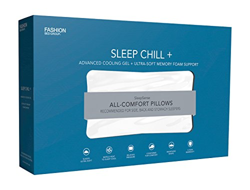 Advanced Cooling Memory Pillow California product image