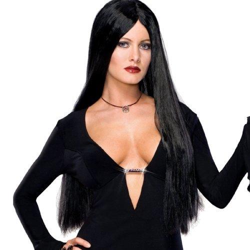 Delux (Addams Family Deluxe Morticia Costumes)