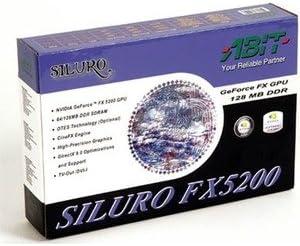 ABIT SILURO GEFORCE FX SERIES DRIVERS UPDATE