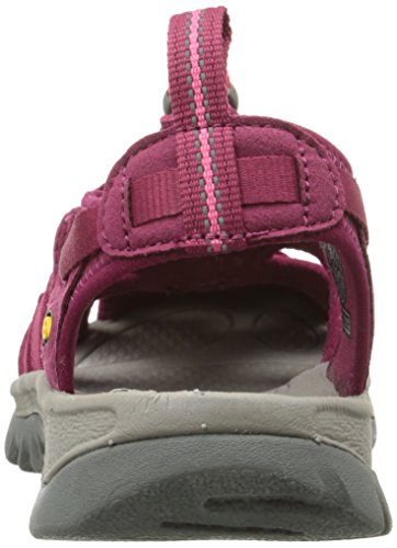 Honeysuckle Red Beet Keen BKGA Donna Outdoor Rosso 0 5124 Sandali WHISPER UxB4qx8zw