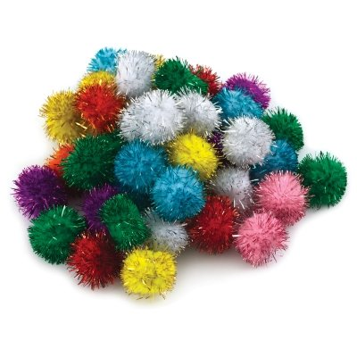 - Barker Brands Inc. Mini Sparkle Ball Cat Toy 10 Pack