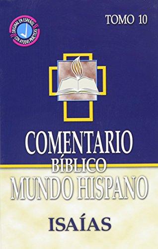 comentario-biblico-mundo-hispano-tomo-10-isaias-spanish-edition