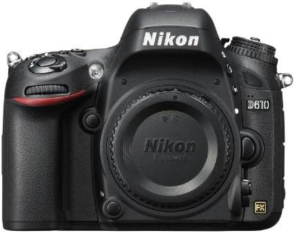 Nikon D610 Slr Digitalkamera 3 2 Zoll Nur Gehäuse Elektronik