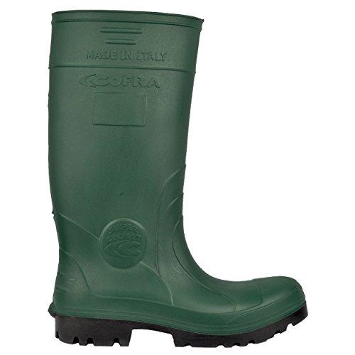 Cofra New Hunter O4 Ci SRC Fo Paire de Chaussures de sécurité Taille 41 Vert