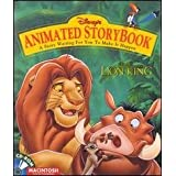 Lion King Storybook / CD Rom Mac