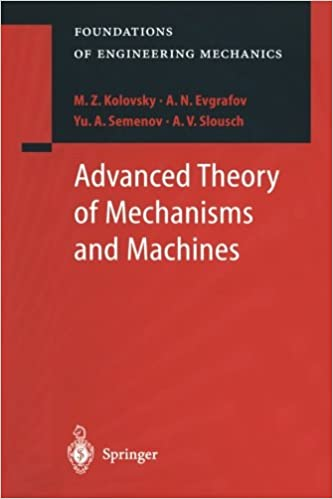 Advanced Theory of Mechanisms and Machines (Foundations of Engineering Mechanics)