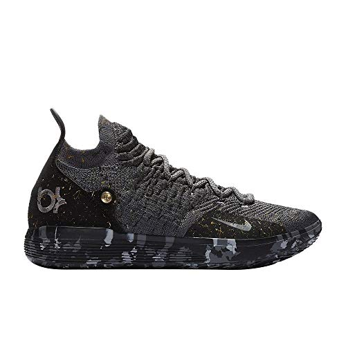 premium selection 5fb65 e46c2 Nike Men s Zoom KD 11 Basketball Shoes (10, Gold)