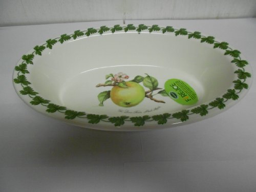 Portmeirion Apple Harvest Large Oval Baker