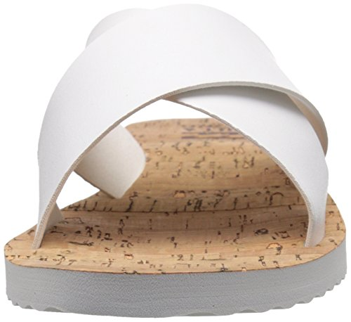 Billabong Womens Weekend Windz Flip Flop White ByEfp5na