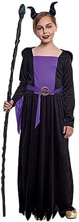 Disfraz Reina Maléfica Niña (7-9 años) Halloween (+ Tallas ...