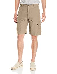 Wrangler mens Authentics Outdoor Nylon Cargo Short